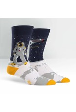 SOCK IT TO ME - Men's One Giant Leap Crew Socks