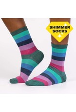 SOCK IT TO ME - Women's Crown Jewels Crew Socks