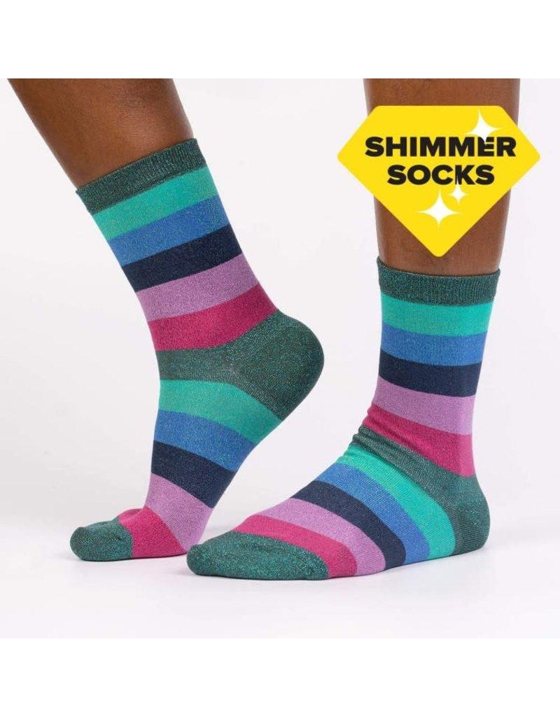 SOCK IT TO ME - Women's Crown Jewels Crew Socks