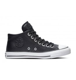 CONVERSE CHUCK TAYLOR ALL STAR MADISON MID BLACK/BLACK/WHITE CC13MA-566107C