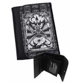 DARKSIDE - Mens Baphomet Wallet