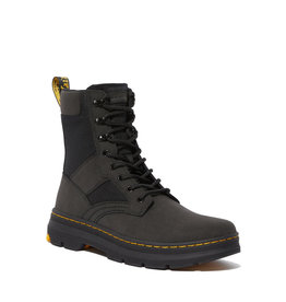 DR. MARTENS IOWA BLACK TURBY SPLIT & EXTRA TOUGH NYLON 874B-R25250001