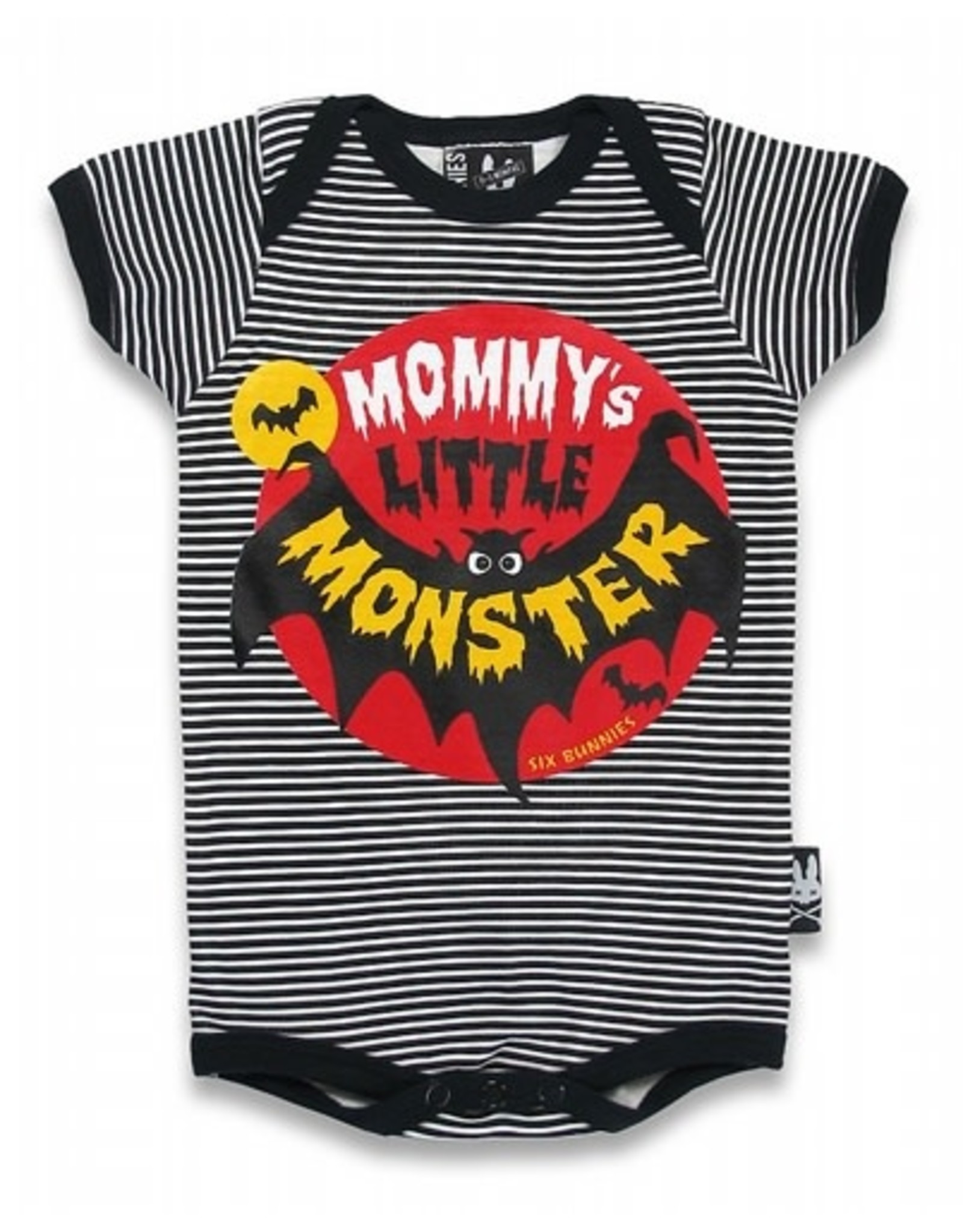 SIX BUNNIES - Mommy's Little Monster One-Piece
