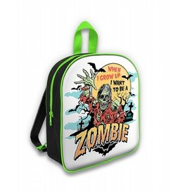 SIX BUNNIES - Zombie Green Backpack