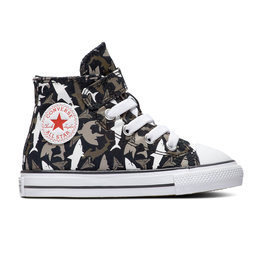 CONVERSE CHUCK TAYLOR ALL STAR HI BLACK UNIVERSITY RED CLREQ-766889C