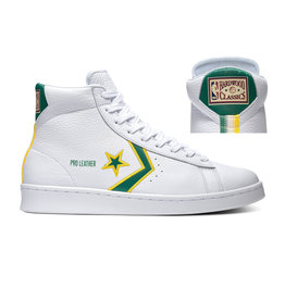 PRO LEATHER MID CUIR WHITE/CLOVER/AMARILLO CC089WC-167061C