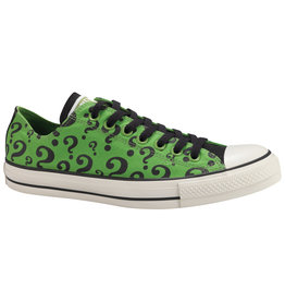 CONVERSE CHUCK TAYLOR BATMAN OX GREEN BLACK C5GB-125560C