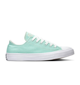 CHUCK TAYLOR ALL STAR  OX OCEAN MINT/NATURAL/WHITE C14OM-166745C