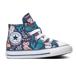 CONVERSE CHUCK TAYLOR ALL STAR  1V HI NAVY/RAPID TEAL/WHITE CLMER-767203C