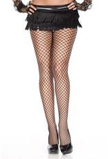 MUSIC LEGS - Mini Diamond Net Spandex Pantyhose