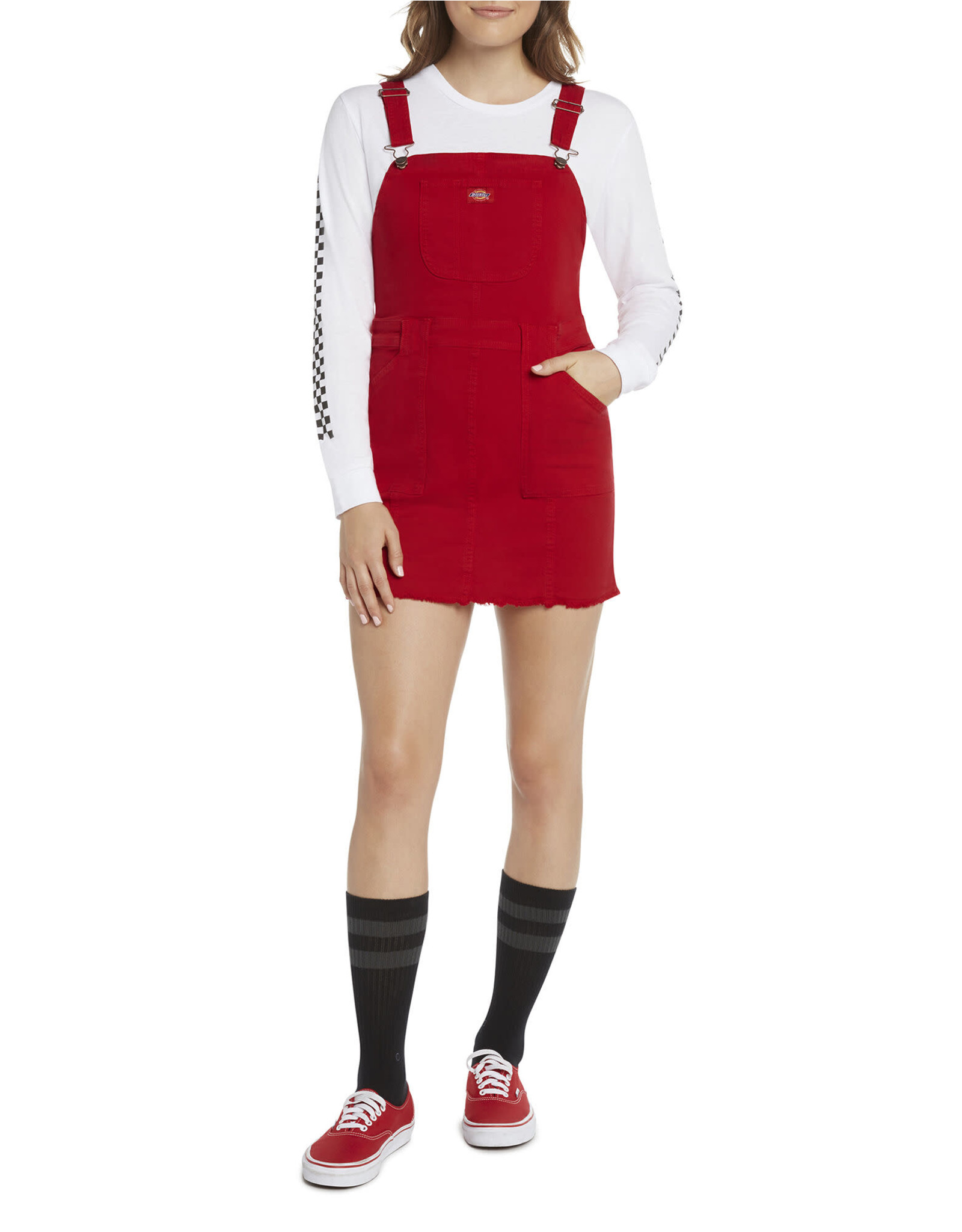 Dickies Girl Overall Dress TG501