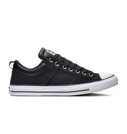 CONVERSE CHUCK TAYLOR ALL STAR  CS OX BLACK/WHITE/BLACK C14MB-166963C