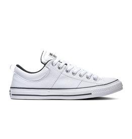 CONVERSE CHUCK TAYLOR ALL STAR  CS OX WHITE/WHITE/BLACK C14MW-166964C