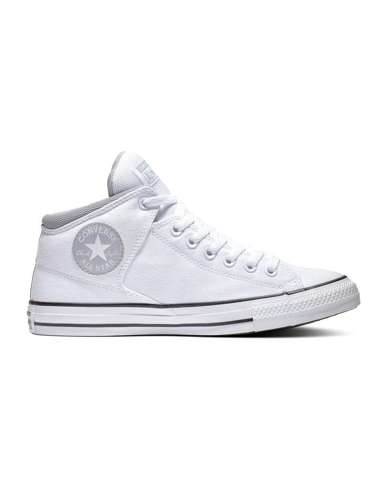 CHUCK TAYLOR ALL STAR HIGH STREET MID WHITEWOLF GREY C098W 166947C