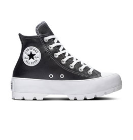 CONVERSE CHUCK TAYLOR ALL STAR  LUGGED HI BLACK/WHITE/WHITE CC094B-567164C
