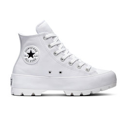 CONVERSE CHUCK TAYLOR ALL STAR  LUGGED HI WHITE/BLACK/WHITE CC094W-567165C
