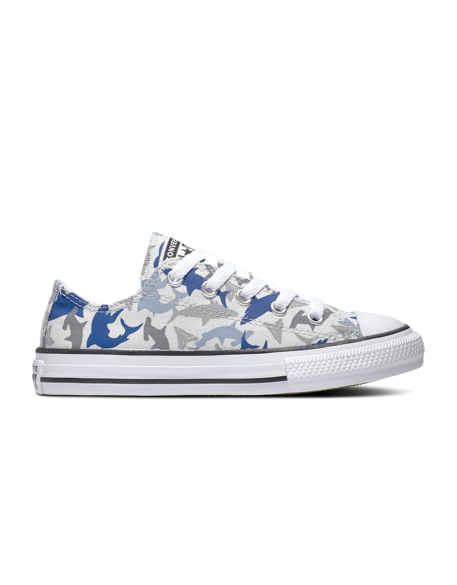 CONVERSE CHUCK TAYLOR ALL STAR  OX PHOTON DUST/RUSH BLUE/WHITE CAQUA-666890C
