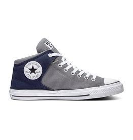 CONVERSE CHUCK TAYLOR ALL STAR  HIGH STREET MID OBSIDIAN/MASON C098OB-167188C