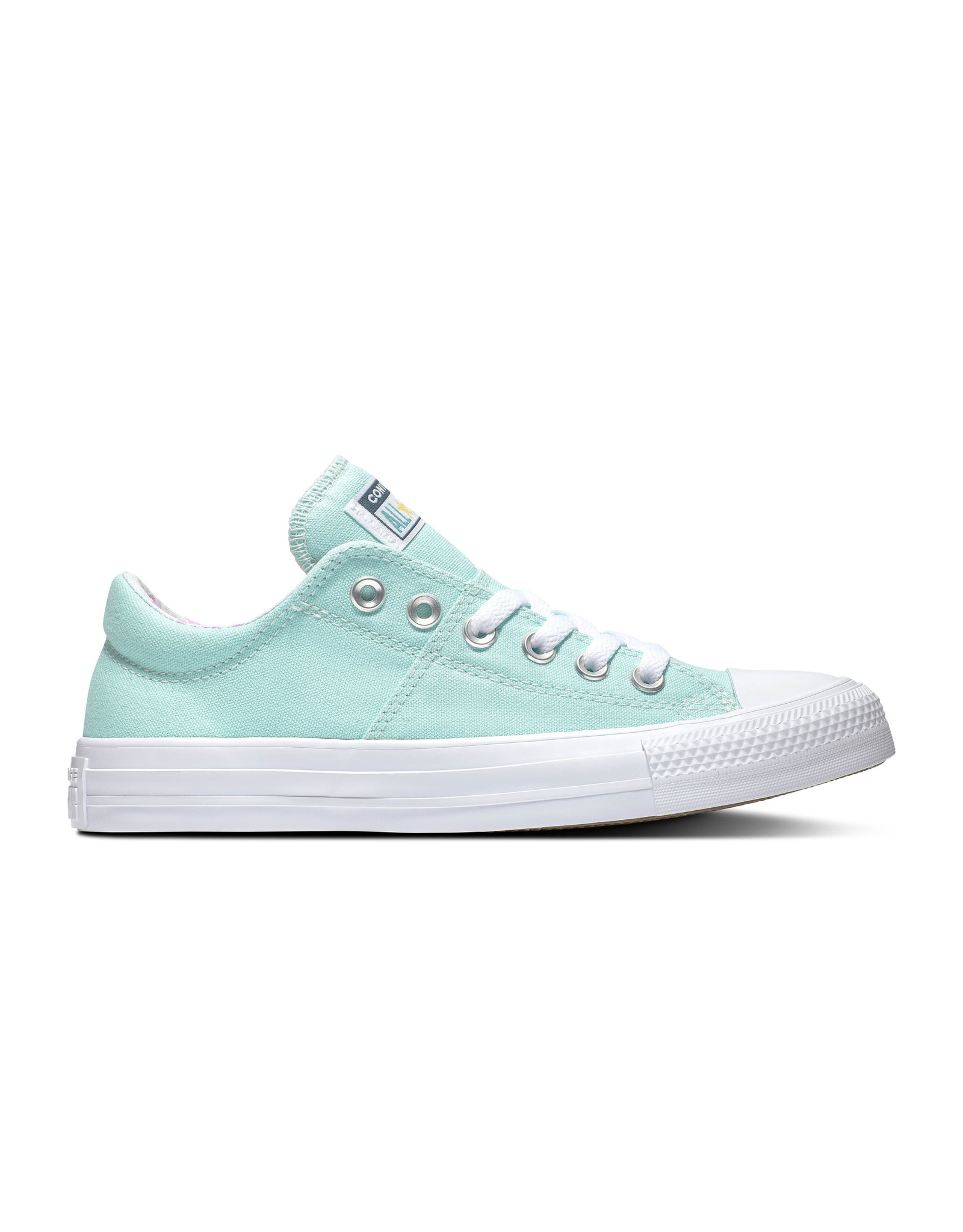CONVERSE CHUCK TAYLOR ALL STAR  MADISON OX OCEAN MINT/MULTI/WHITE C14MO-567018C