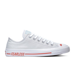 CONVERSE CHUCK TAYLOR ALL STAR  OX PHOTON DUST/UNIVERSITY RED C14FEW-567157C