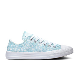 CONVERSE CHUCK TAYLOR ALL STAR  OX OCEAN MINT/WHITE/EGRET C14FLO-567085C