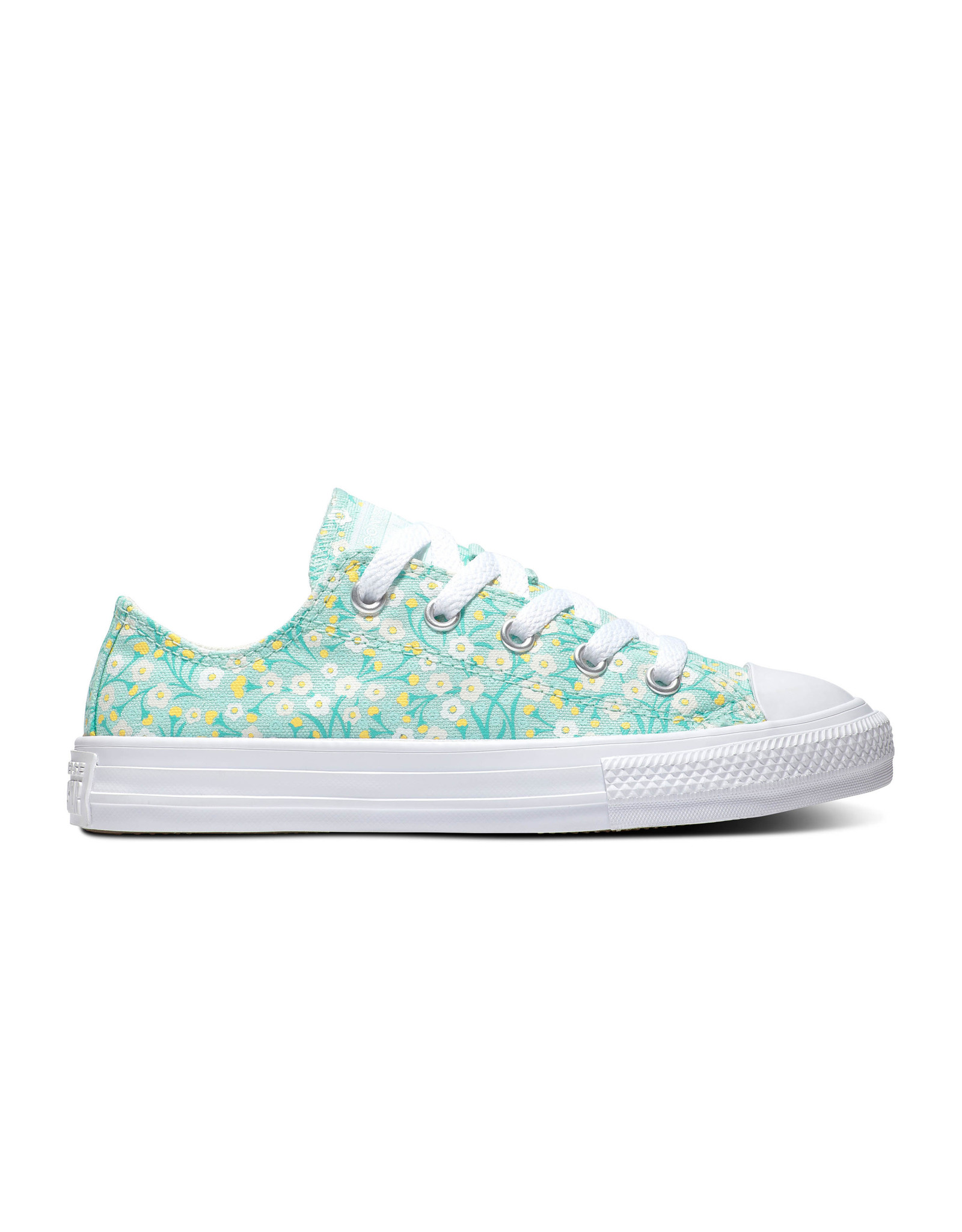 CONVERSE CHUCK TAYLOR ALL STAR  OX OCEAN MINT/TOPAZ GOLD/WHITE CAFLO-666880C