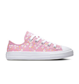 CONVERSE CHUCK TAYLOR ALL STAR  OX PEONY PINK/TOPAZ GOLD/WHITE CAPEF-666881C