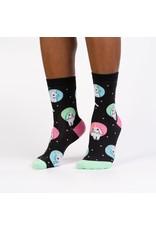 SOCK IT TO ME - Women's Hop To It Crew Socks