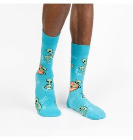 SOCK IT TO ME - Men's Unknown Floating Object Crew