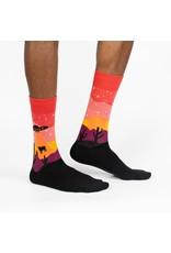 SOCK IT TO ME - Men's Area 51 Crew Socks