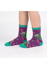 SOCK IT TO ME - Youth Jurassic Party Crew Socks