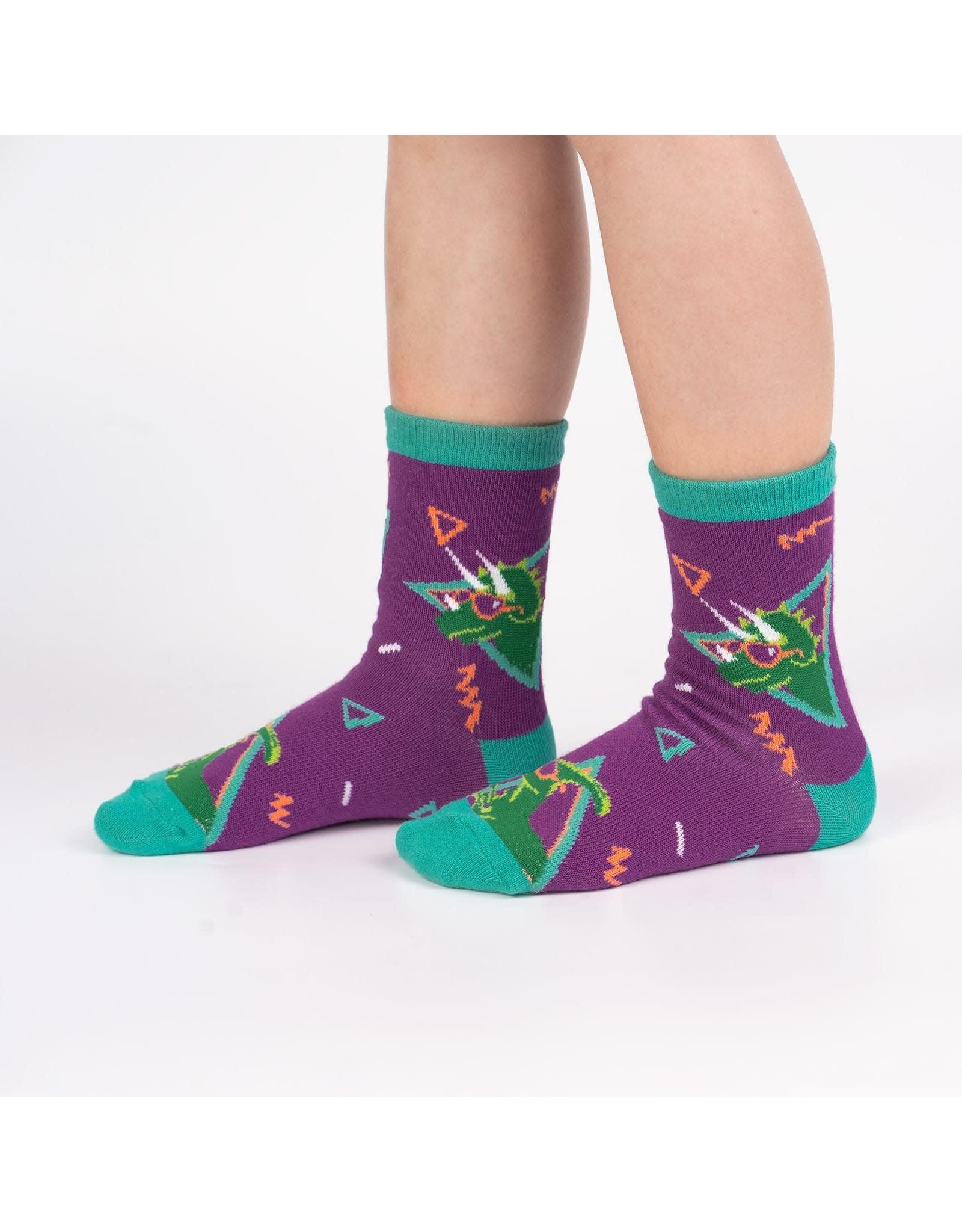 SOCK IT TO ME - Junior Jurassic Party Crew Socks