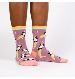 SOCK IT TO ME - Women's Pandacorn Crew Socks