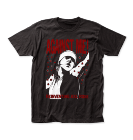 "Against Me ""Reinventing Axl Rose"" T-Shirt"