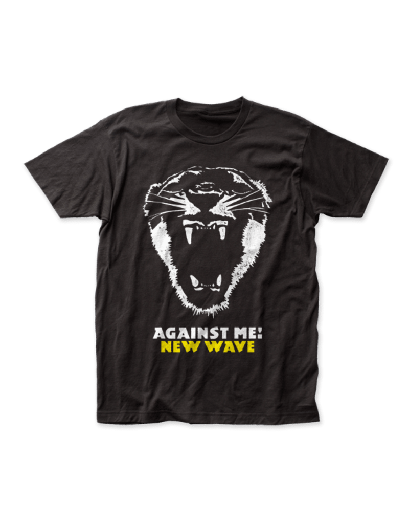 """Against Me """"New Wave"""" T-Shirt"""