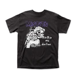 "Misfits ""Die Die my darling"" T-Shirt"