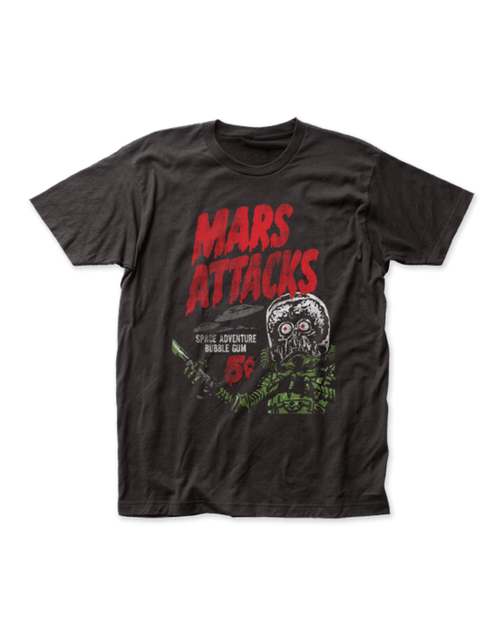 "Mars Attack ""Space Adventure"" T-Shirt"