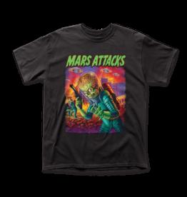 """Mars Attack """"UFOs Attack"""" T-Shirt"""