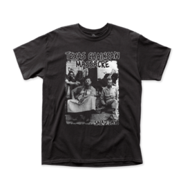 "Texas Chainsaw Massacre ""Salad days"" T-Shirt"