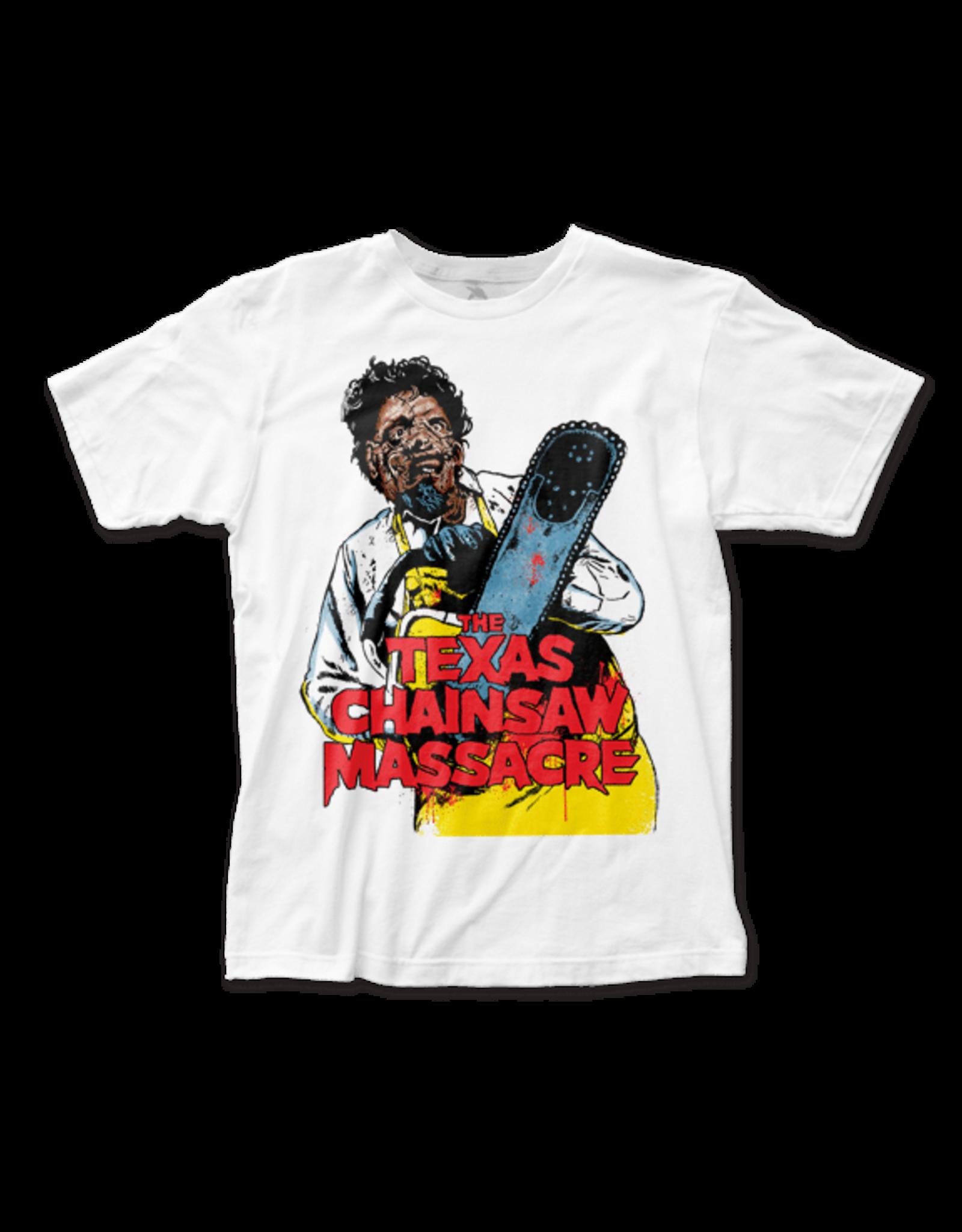 "Texas Chainsaw Massacre ""Illustration"" T-Shirt"