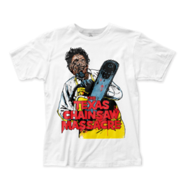 "Texas Chainsaw Massacre ""Illustration"" T-Shirt"