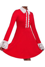 KILLSTAR - Blessed Be Shift Blood Collar Dress