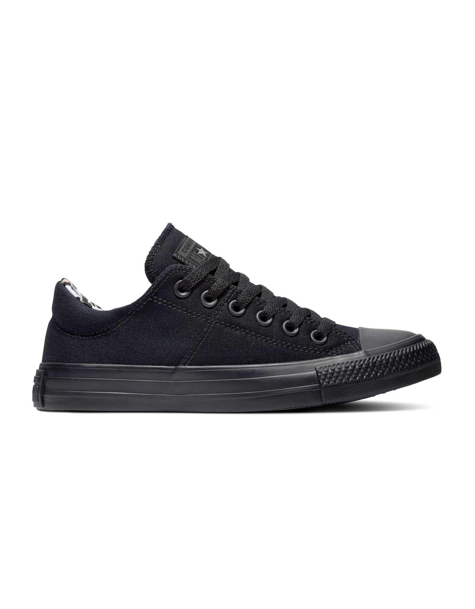CONVERSE CHUCK TAYLOR ALL STAR  MADISON OX BLACK/BLACK/MULTI C14MMO-567149C
