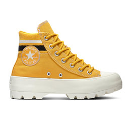 CONVERSE CHUCK TAYLOR ALL STAR  LUGGED HI SUNFLOWER GOLD/BLACK C094SU-567161C