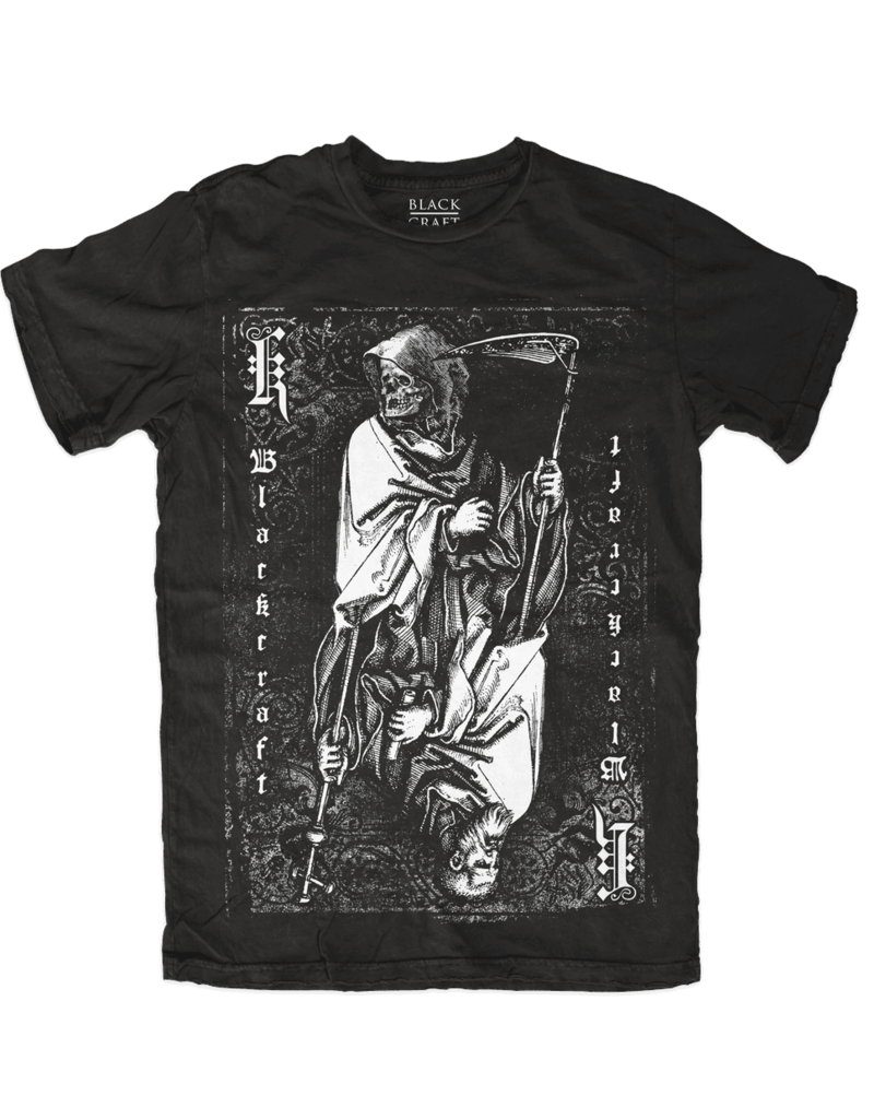 BLACKCRAFT CULT - Death To Gods T-Shirt