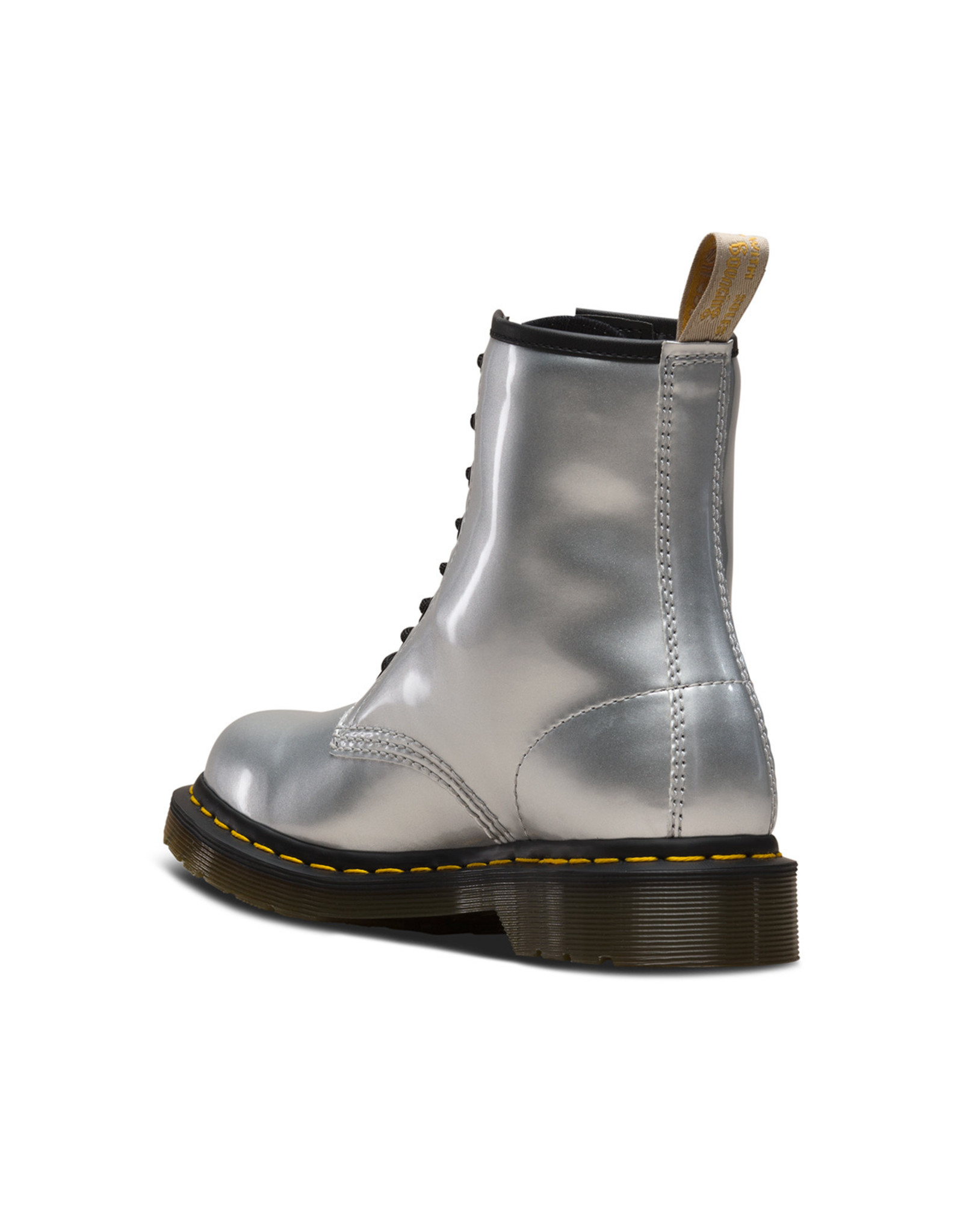 DR. MARTENS 1460 VEGAN CHROME PAINT METALLIC 815VCS-R24865040