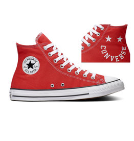 CONVERSE CHUCK TAYLOR ALL STAR  HI UNIVERSITY RED/BLACK/WHITE C20HAR-167069C
