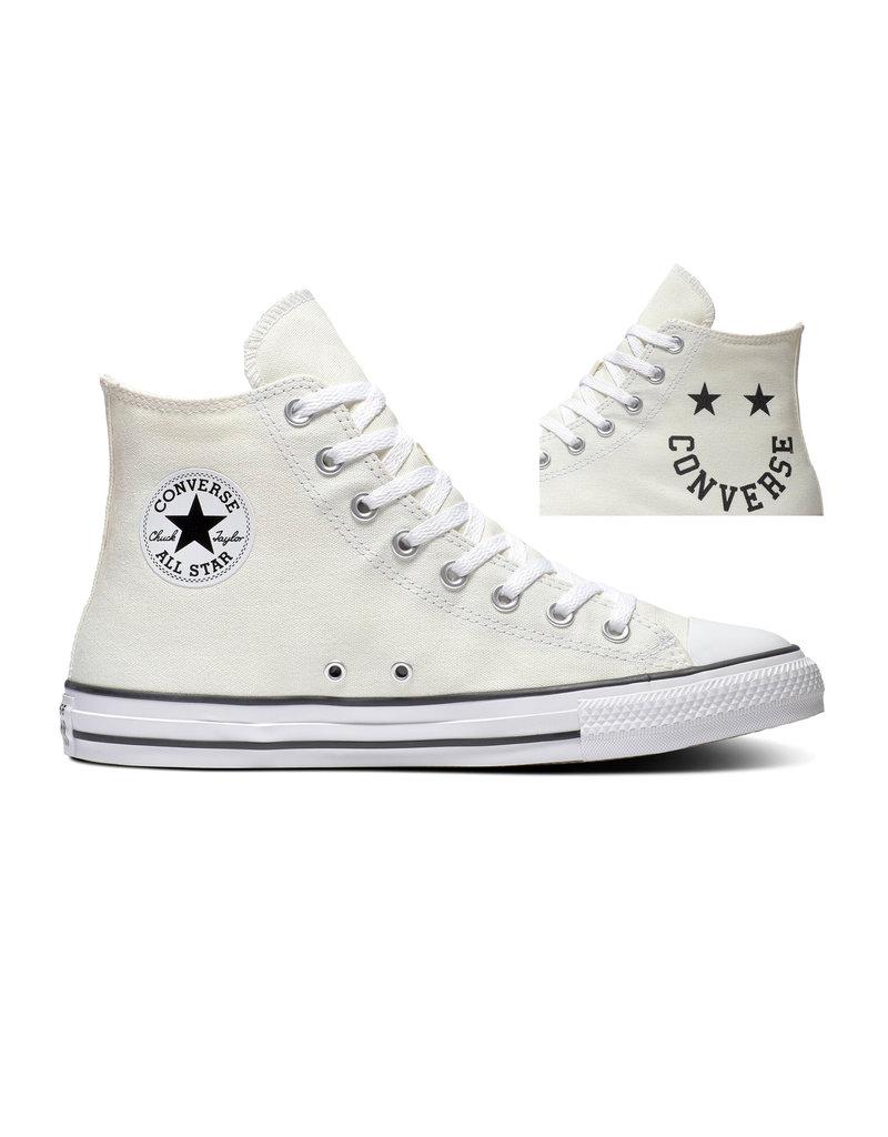 CONVERSE CHUCK TAYLOR ALL STAR  HI EGRET/BLACK/WHITE C20HAW-167067C