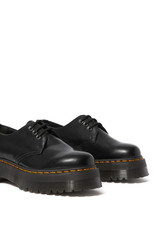 DR. MARTENS 1461 QUAD BLACK POLISHED SMOOTH 302B-R25567001