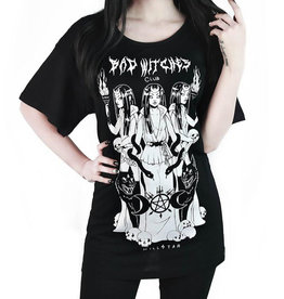 KILLSTAR - Bad Witches Club Relaxed Top